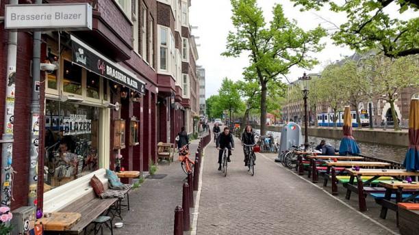 Brasserie Blazer Lijnbaansgracht