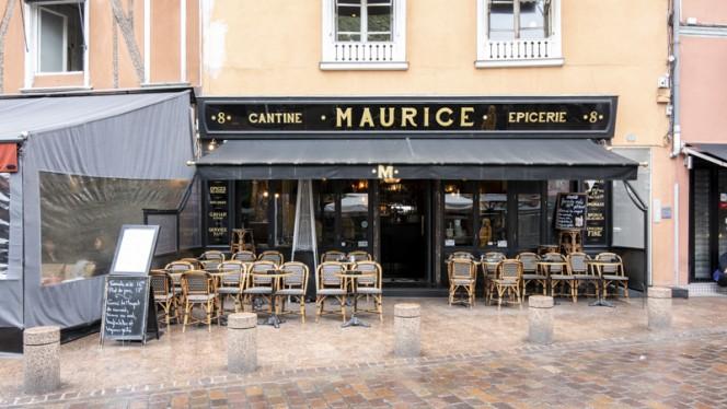 Devanture - Café Maurice, Toulouse
