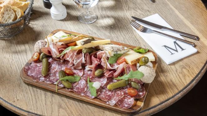 Suggestion de planche - Café Maurice, Toulouse