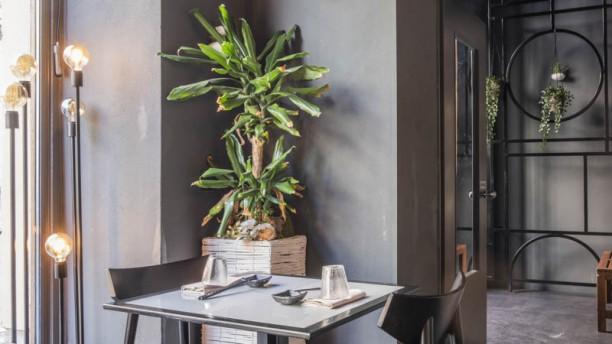 Shari Fusion Restaurant Vista sala