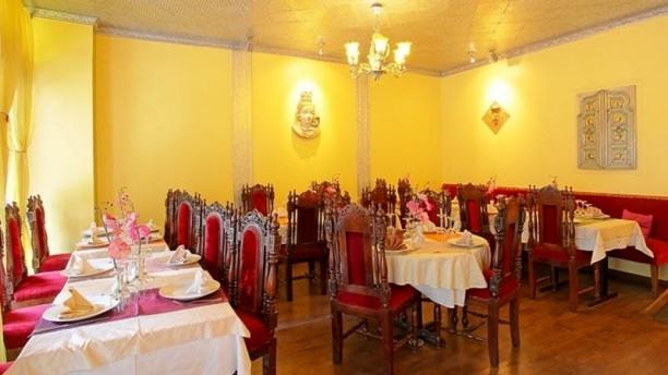 Villa Darjeeling vue ensemble de la salle