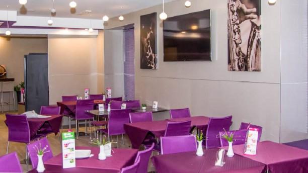 Diablo Restaurant Loungebar Vista sala