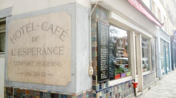 L 39 esp rance restaurant 2 rue des tournelles 78000 - Creperie passage des deux portes versailles ...