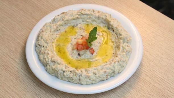 Zaman Restaurante e Café Árabe Prato