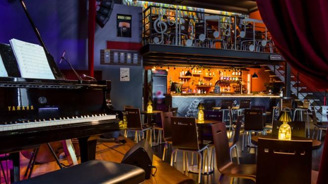 Lava Jazz (Clube de Jazz) ristorante menu creativo a Ponta Delgada in Portogallo