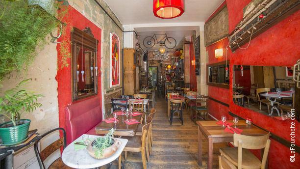 Jours de fête restaurant quai jemmapes