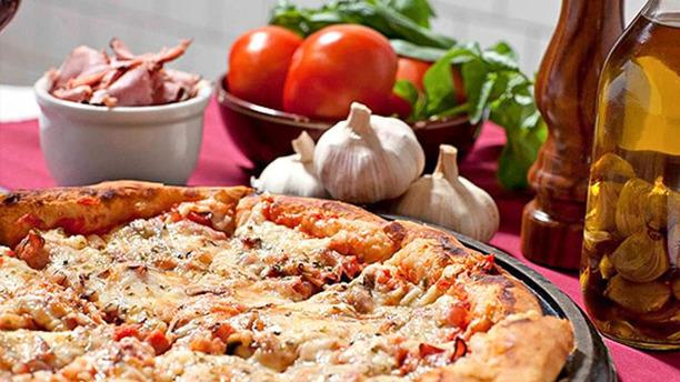 Mercearia Bresser Pizza