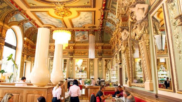 Bibent - Christian Constant Salle du restaurant