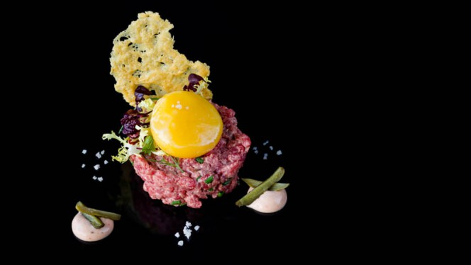 Steak Tartaar - Lemongrass Wijnrestaurant - Wijnbar, Den Haag