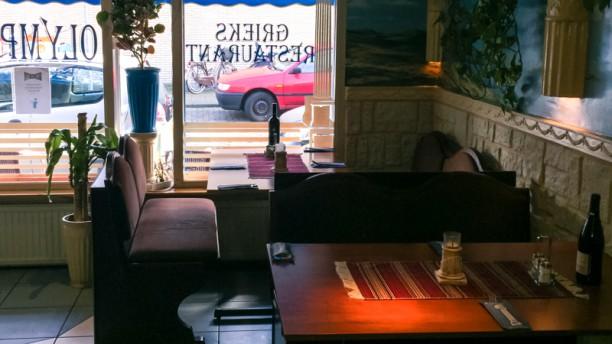 Olympus Het restaurant
