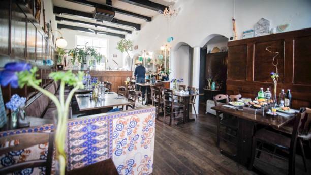 Percy's Surinaamse Specialiteiten Het restaurant