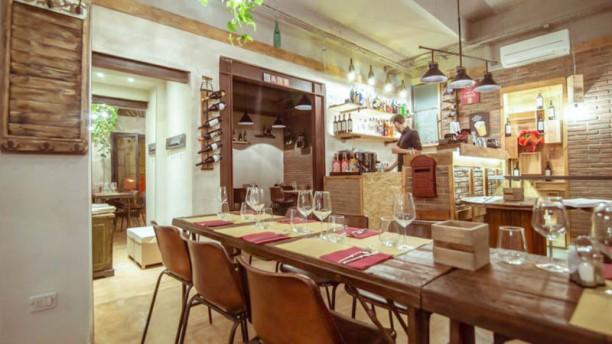 Vaia Concept Store Sala ristorante