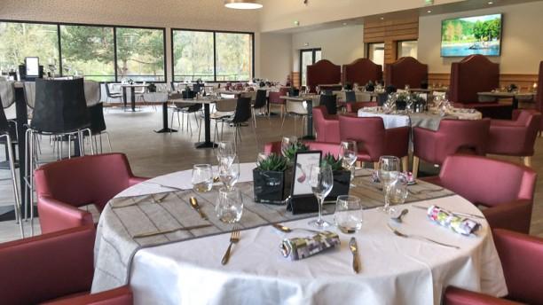 Les Terrasses du Lac Salle de Restaurant