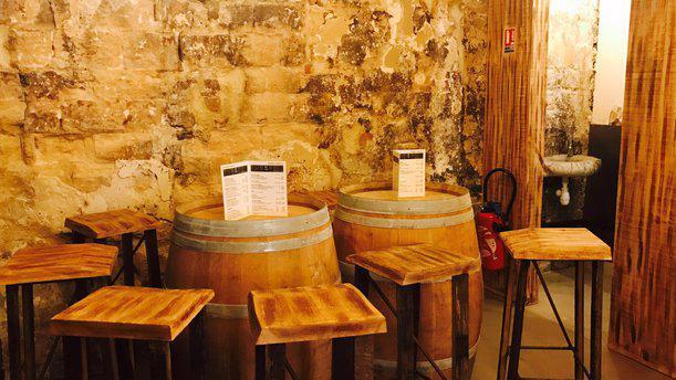 Restaurant comptoir du sud ouest saint martin paris 75003 ch telet les halles - Comptoir du sud ouest rennes ...