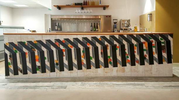 Storia di Momento Salle du restaurant
