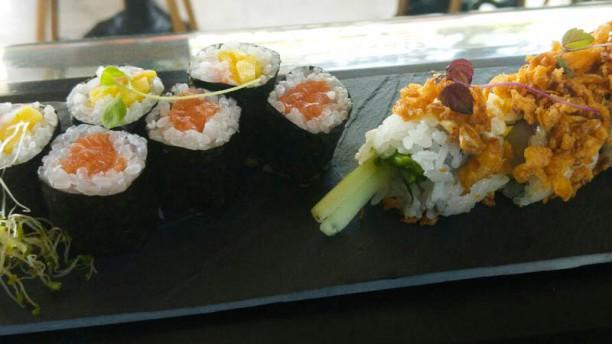 Sushi Koi Bistrot Sugerencia del chef