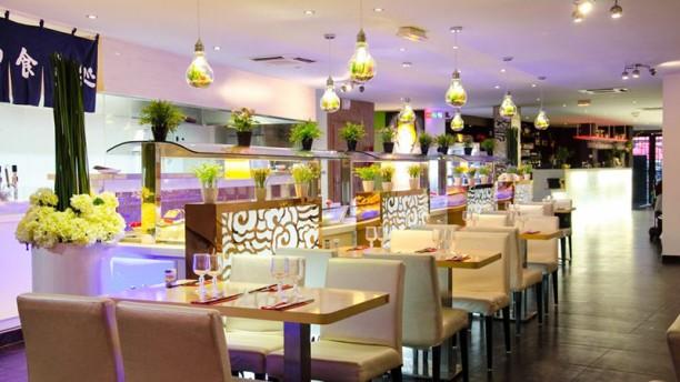 Restaurant Grillad'oc Vue de la salle