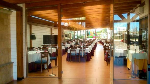 Los Galeones Vista del interior