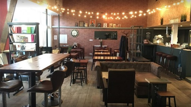 Café du VIB Salle