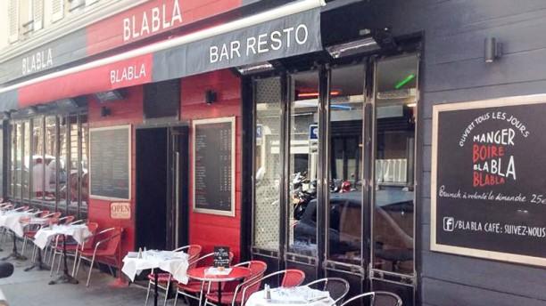 Le BlaBla facade