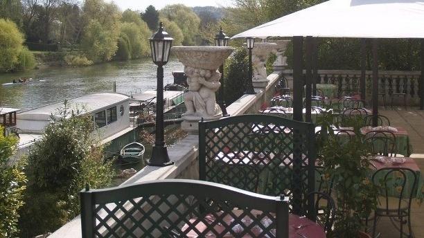 Villa Romaine Vue depuis la terrasse