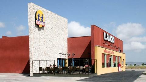 restaurant - El Rancho Rivesaltes - Calce