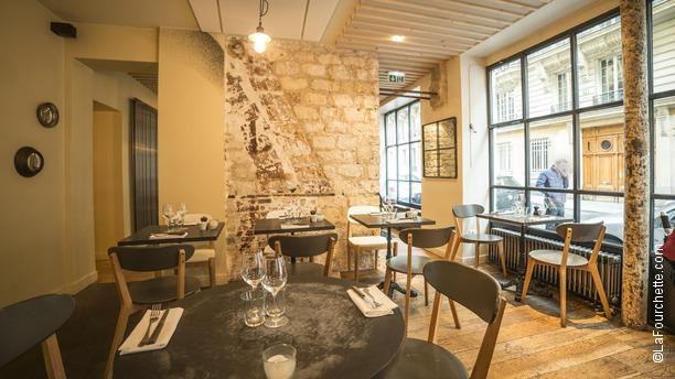 Restaurant roca paris 75017 ternes porte maillot - Restaurant italien porte maillot paris 17 ...