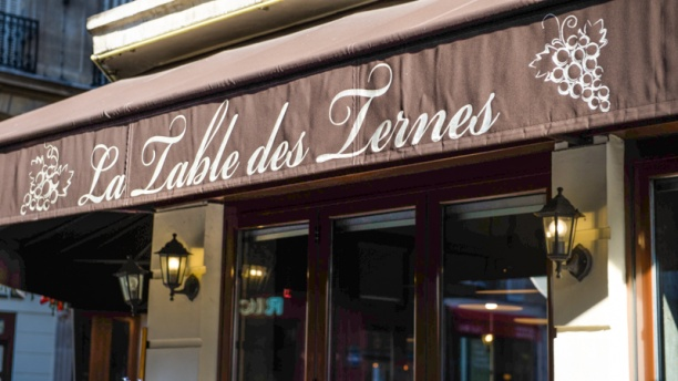 Restaurant la table des ternes paris 17 me 75017 ternes porte maillot menu avis prix - Restaurant la table des delices grignan ...