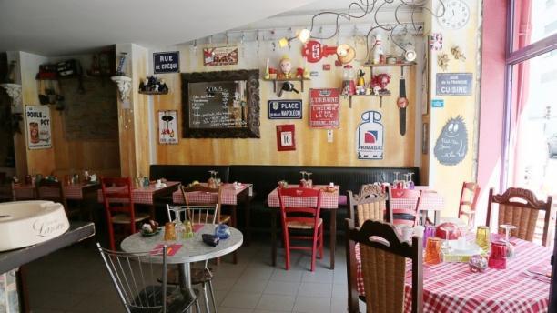 Coutume Lyon Restaurant