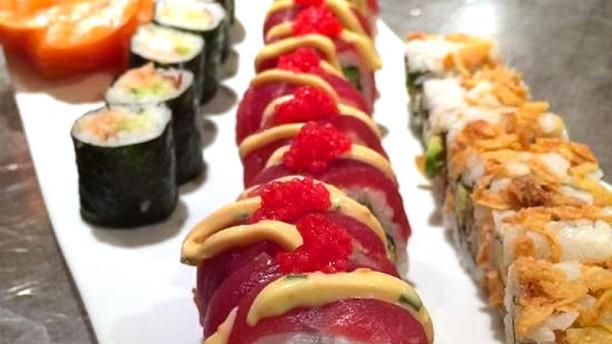 Restaurant sushi couronne aix en provence 13100 menu for Koi sushi aix en provence