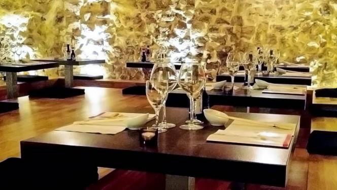 Salle sous-sol - Sushi Couronne, Aix-en-Provence