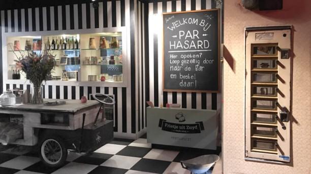 Cafe Par Hasard (restaurant) Friterie