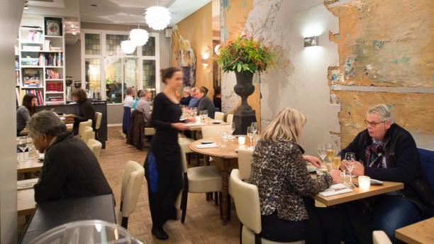 Restaurant Corhoen Restaurantzaal
