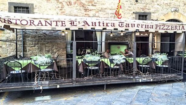 L'antica taverna Esterno