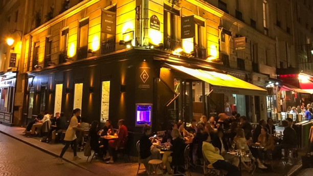 Le comptoir du commerce in paris restaurant reviews - Le comptoir paris restaurant ...