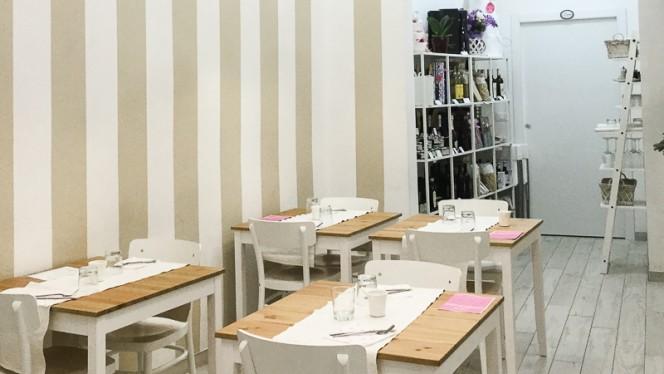 Vista sala - Afrodita Chef, Bologna