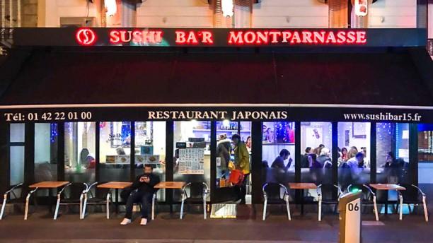 Sushi Ba'r Montparnasse Devanture