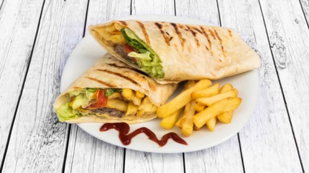 Saveurs Perses Sandwiches Grillés