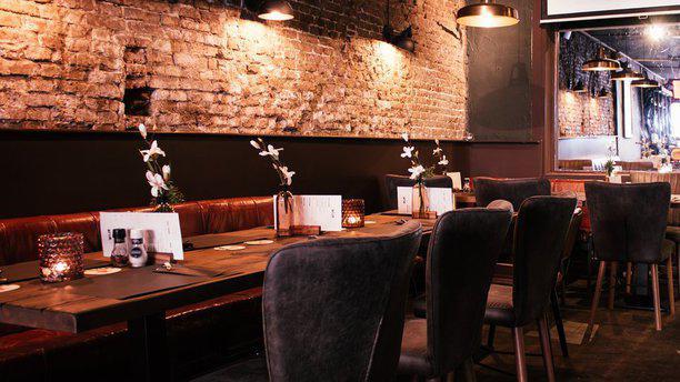 Cafe De Stoep Restaurant
