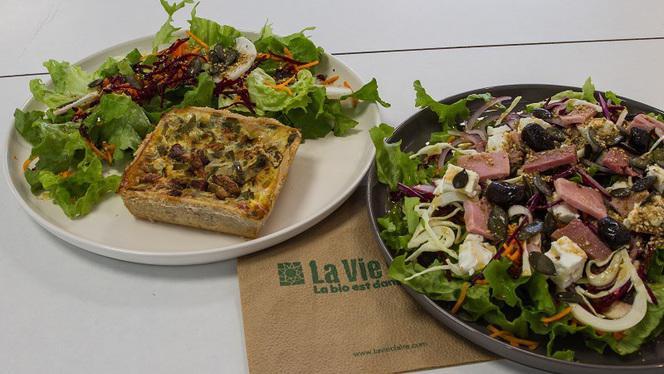 Ma Pause Dejeuner Bio - Restaurant - Brive-la-Gaillarde