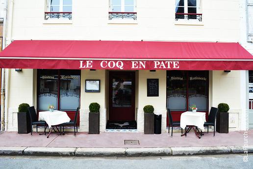 Le Coq en Pâte facade