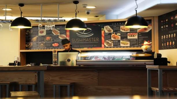 Sushi Master Moncloa In Madrid Restaurant Reviews Menu