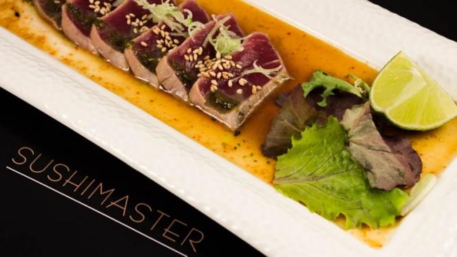 Tataki de Atún - Sushi Master Moncloa, Madrid