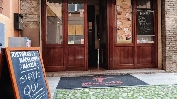 Maxelà Modena entrata
