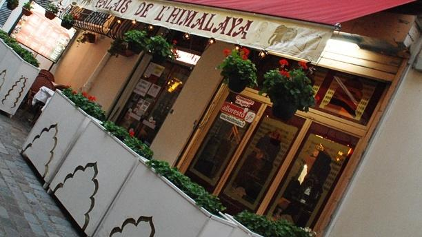 Au Palais de l'Himalaya Bienvenue au restaurant Au Palais de l'Himalaya