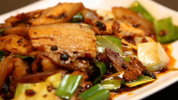 Saveurs de Chengdu Porc cuit en deux temps