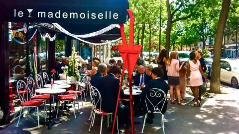 Le Mademoiselle, Paris