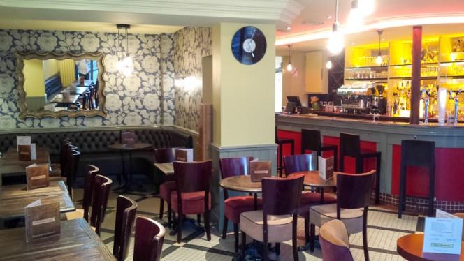Café Nenesse - Restaurant - Paris