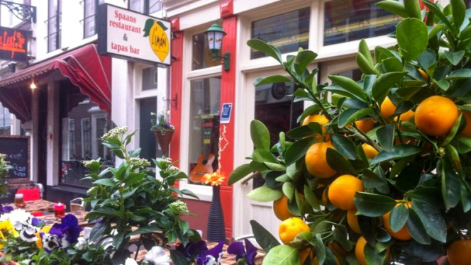 Het restaurant - Limon, Den Haag