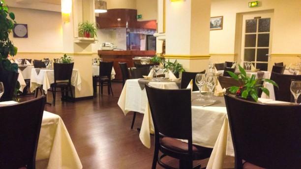 La Causerie Salle du restaurant